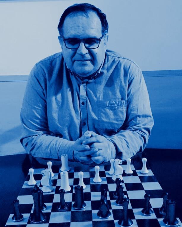 Georg Mohr portrait