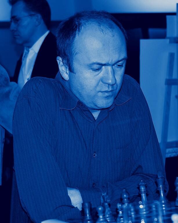 portrait of Marko Tratar