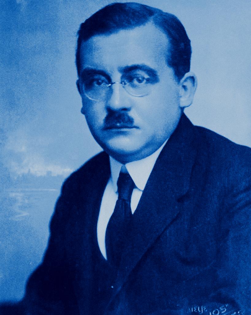 Milan Vidmar stara slika